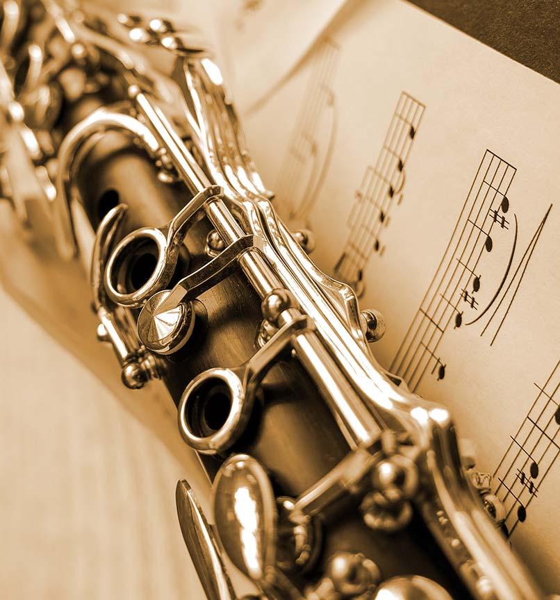 artie shaw clarinet music